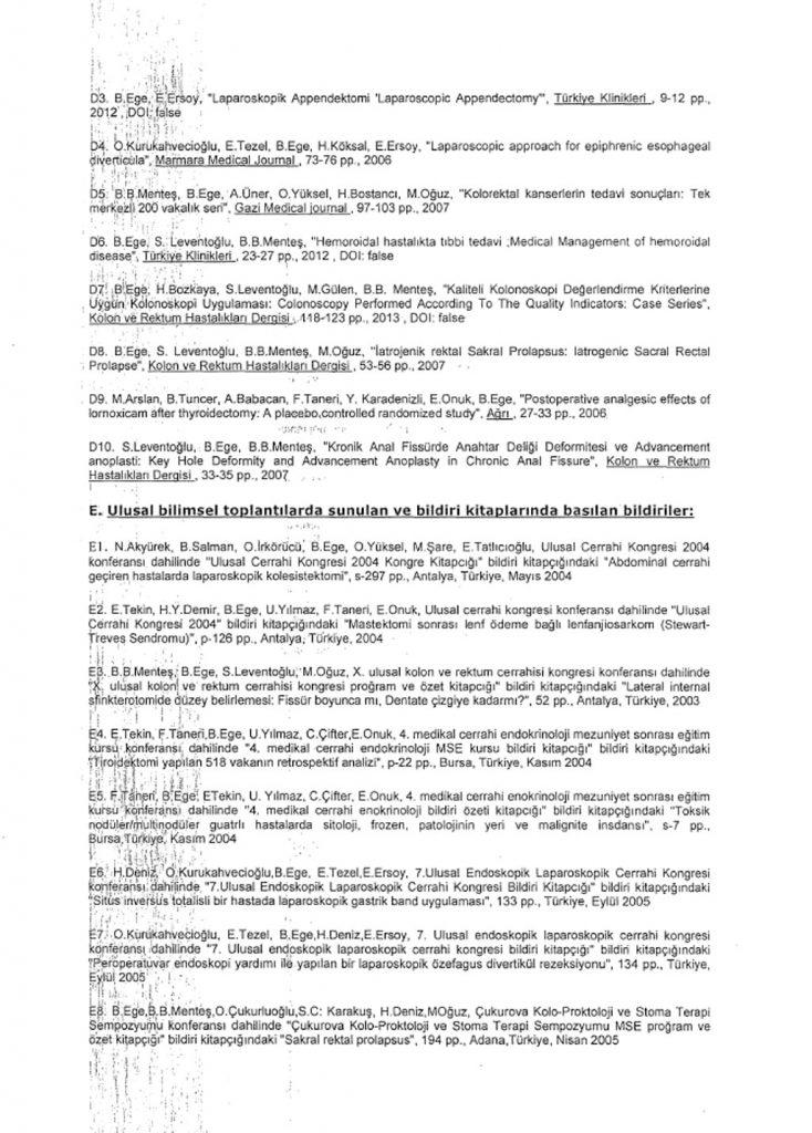 Eserler 3. Sayfa
